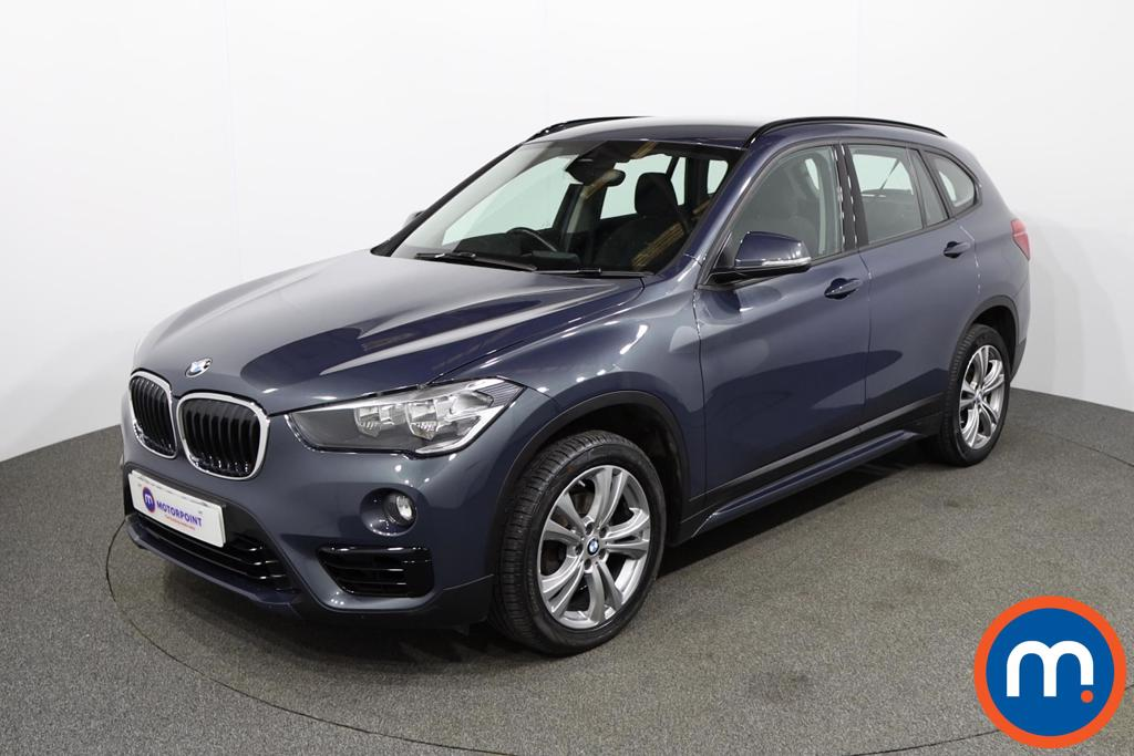 BMW X1 Sport - Stock Number 1149789 Passenger side front corner