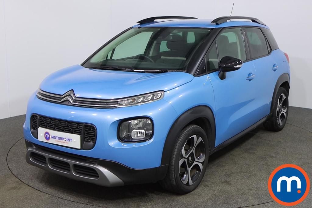 Citroen C3 Aircross Flair - Stock Number 1132452 Passenger side front corner