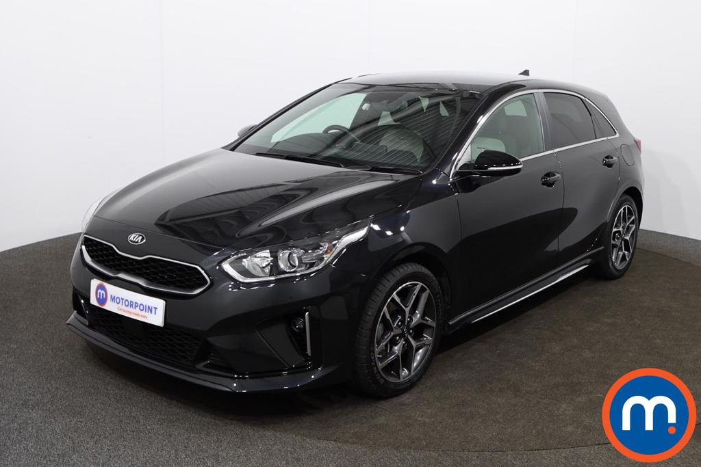 KIA Ceed 1.0T GDi ISG GT-Line 5dr - Stock Number 1140965 Passenger side front corner