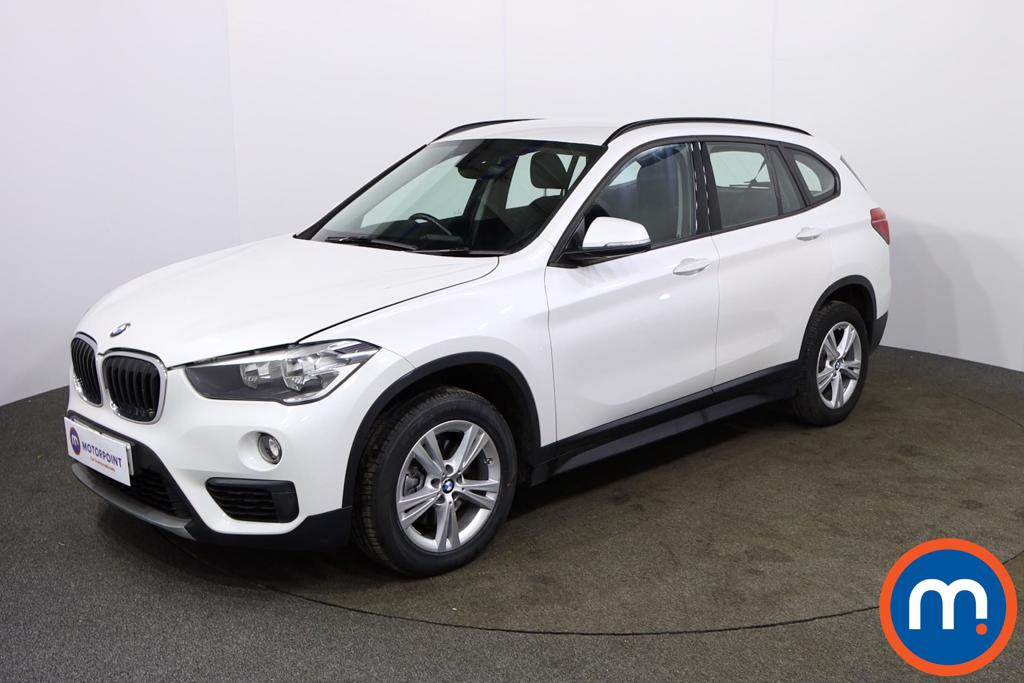 BMW X1 sDrive 18d SE 5dr - Stock Number 1141384 Passenger side front corner