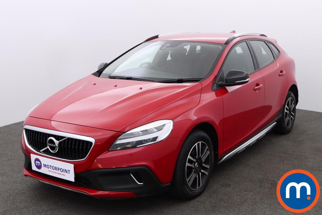 Volvo V40 T3 [152] Cross Country 5dr Geartronic - Stock Number 1143948 Passenger side front corner