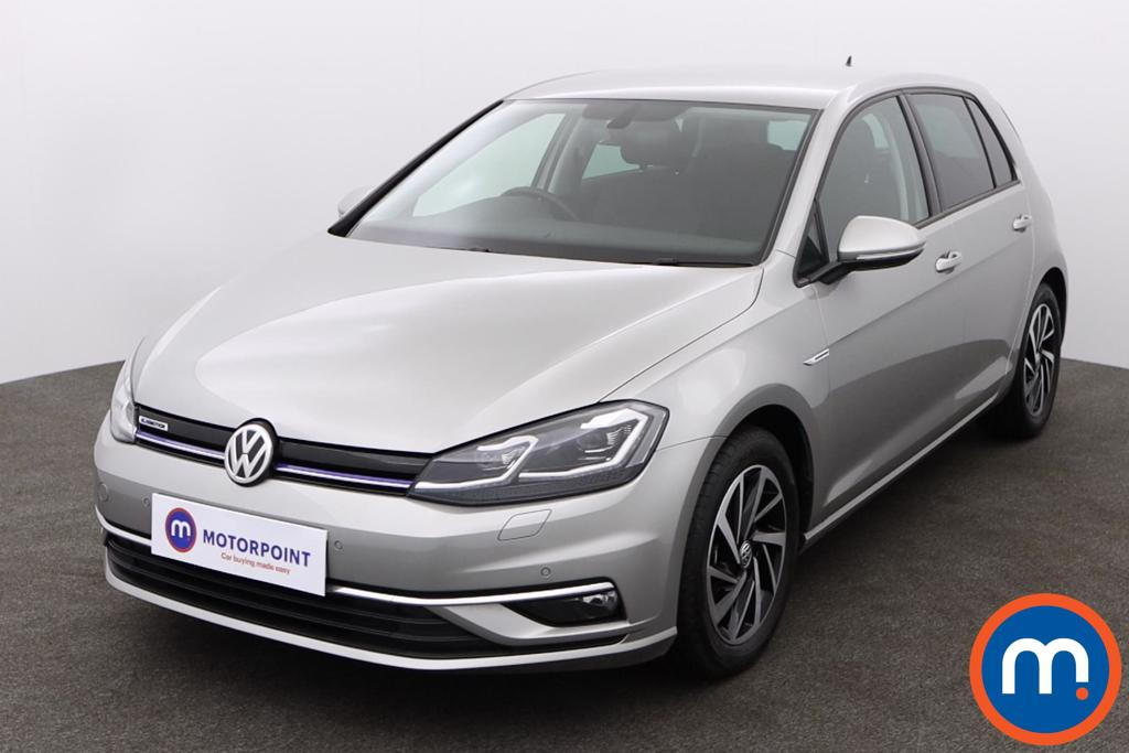 Volkswagen Golf 1.5 TSI EVO Match Edition 5dr - Stock Number 1144953 Passenger side front corner