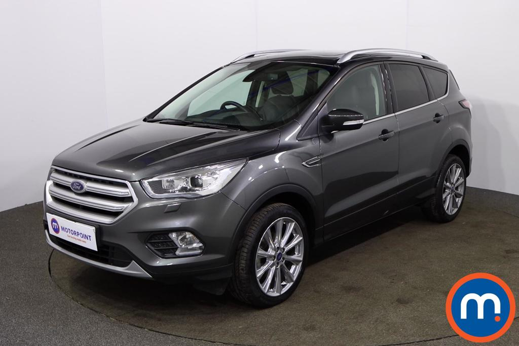 Ford Kuga Titanium X Edition - Stock Number 1145078 Passenger side front corner