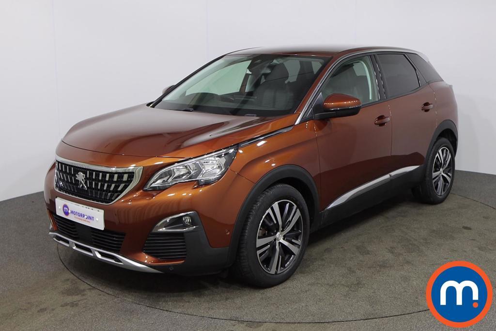 Peugeot 3008 1.2 Puretech Allure 5dr EAT6 - Stock Number 1145431 Passenger side front corner