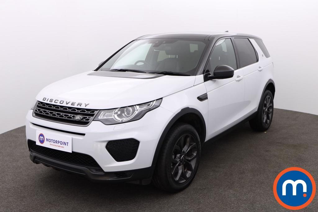 Land Rover Discovery Sport Landmark - Stock Number 1146651 Passenger side front corner