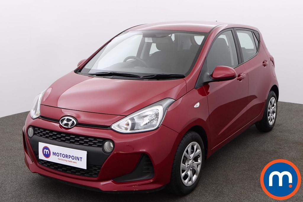Hyundai I10 1.0 SE 5dr - Stock Number 1147338 Passenger side front corner
