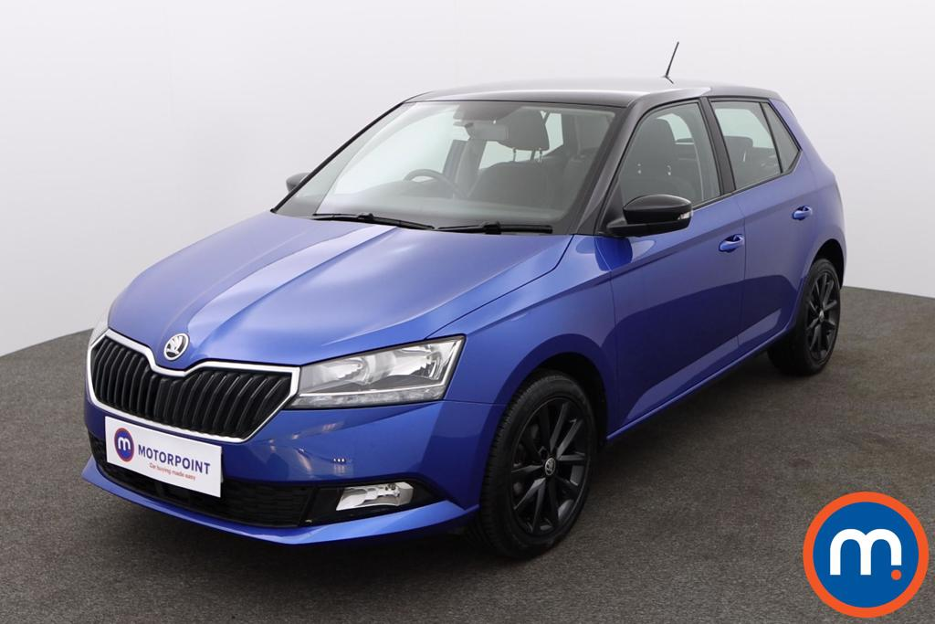 Skoda Fabia Colour Edition - Stock Number 1147352 Passenger side front corner