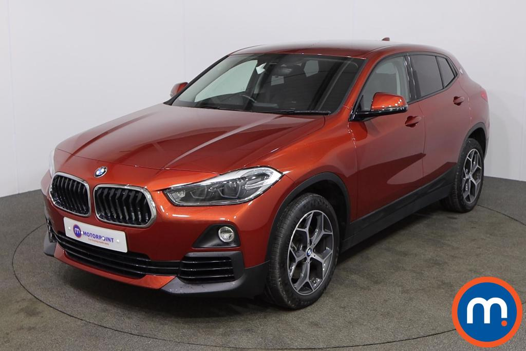 BMW X2 Sport - Stock Number 1147606 Passenger side front corner