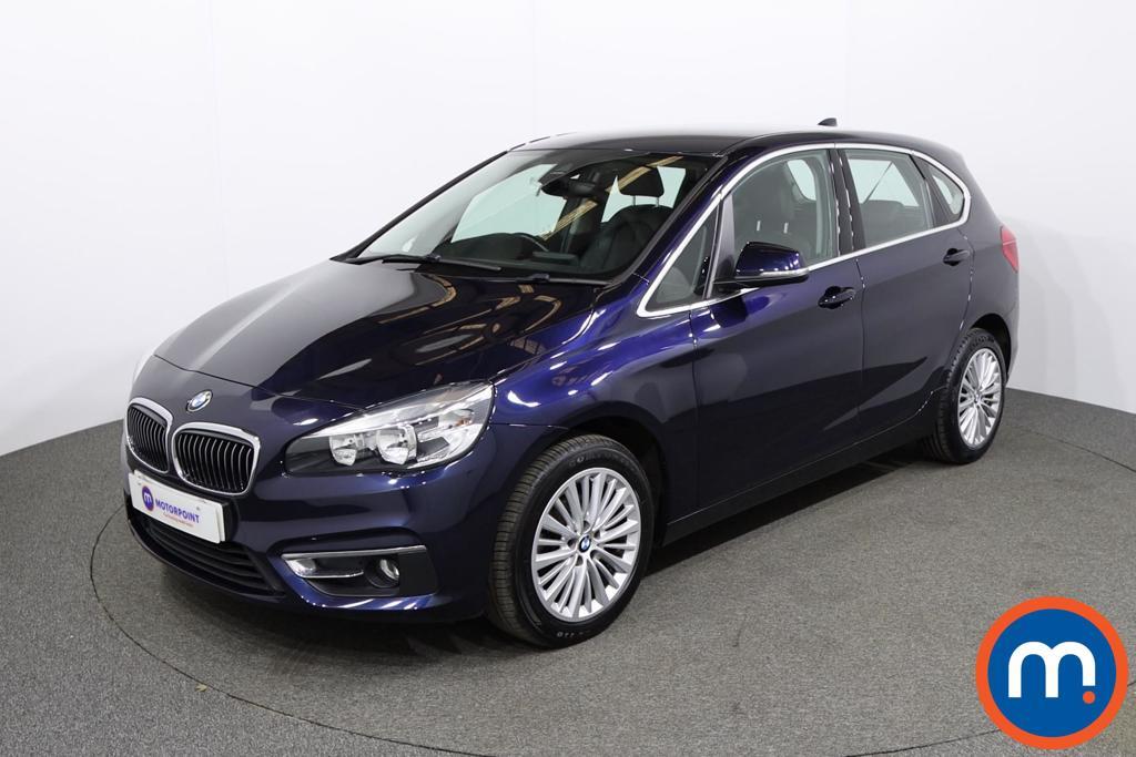 BMW 2 Series 218d Luxury 5dr [Nav] - Stock Number 1147772 Passenger side front corner