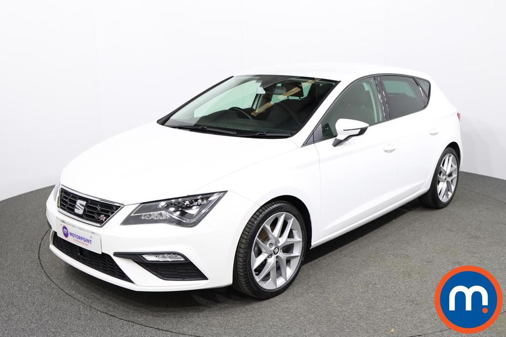 Seat Leon FR Technology - Stock Number 1148883 Passenger side front corner
