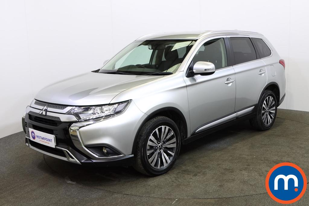 Mitsubishi Outlander Design - Stock Number 1149540 Passenger side front corner