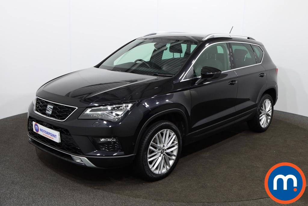 Seat Ateca 1.4 EcoTSI Xcellence 5dr - Stock Number 1149604 Passenger side front corner