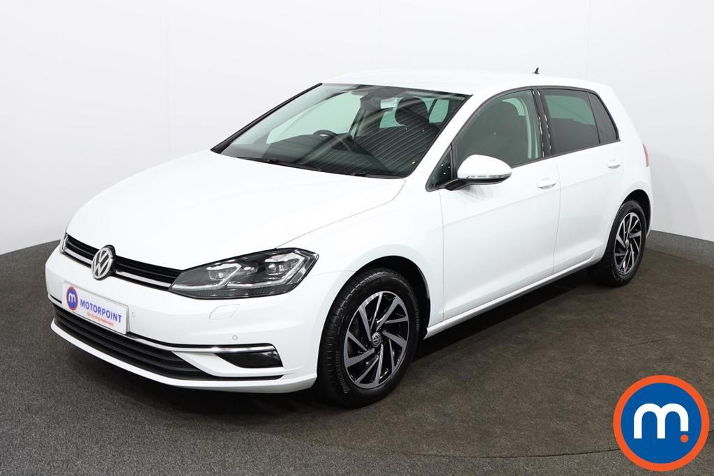 Volkswagen Golf Match Edition - Stock Number 1149750 Passenger side front corner