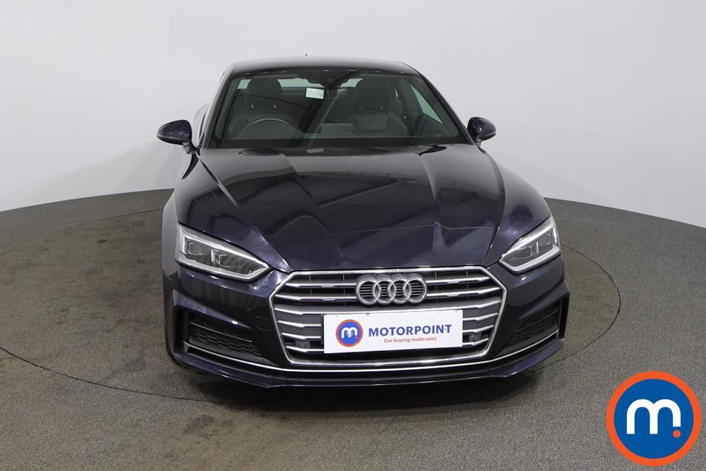 Audi A5 S Line - Stock Number 1149900 Passenger side front corner