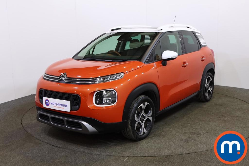 Citroen C3 Aircross Flair - Stock Number 1150534 Passenger side front corner