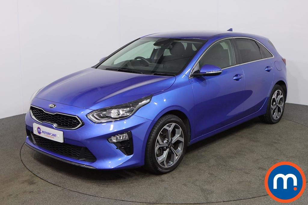 KIA Ceed 1.4T GDi ISG Blue Edition 5dr - Stock Number 1150839 Passenger side front corner