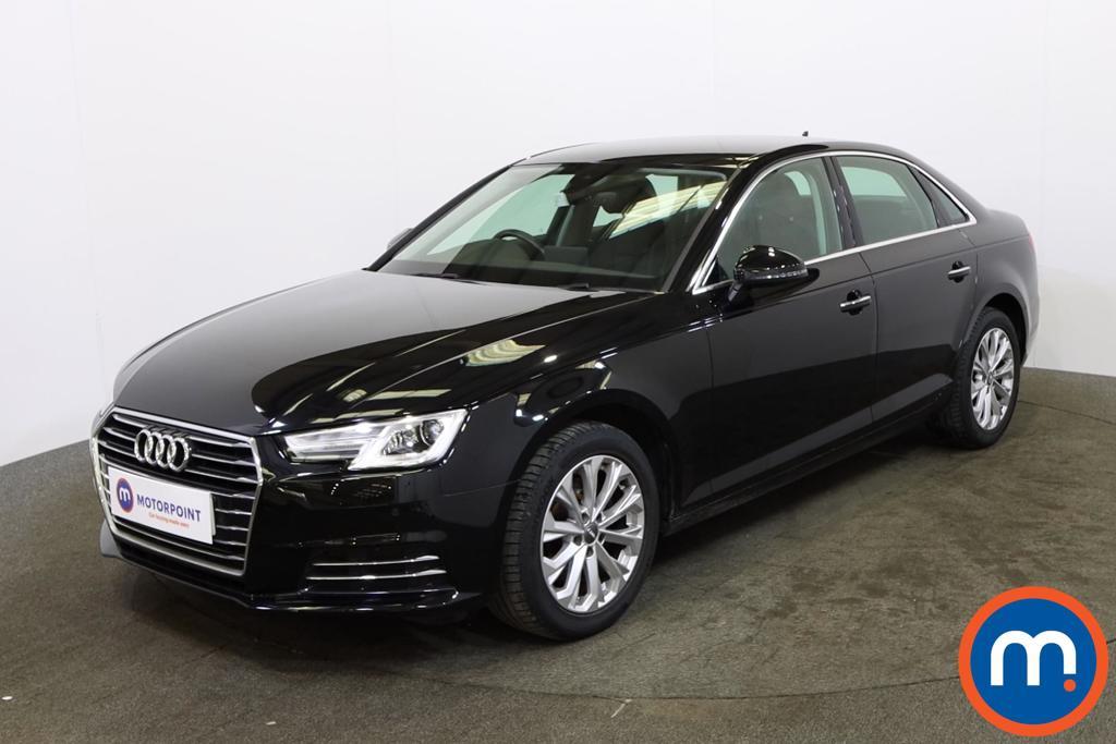 Audi A4 SE - Stock Number 1135707 Passenger side front corner