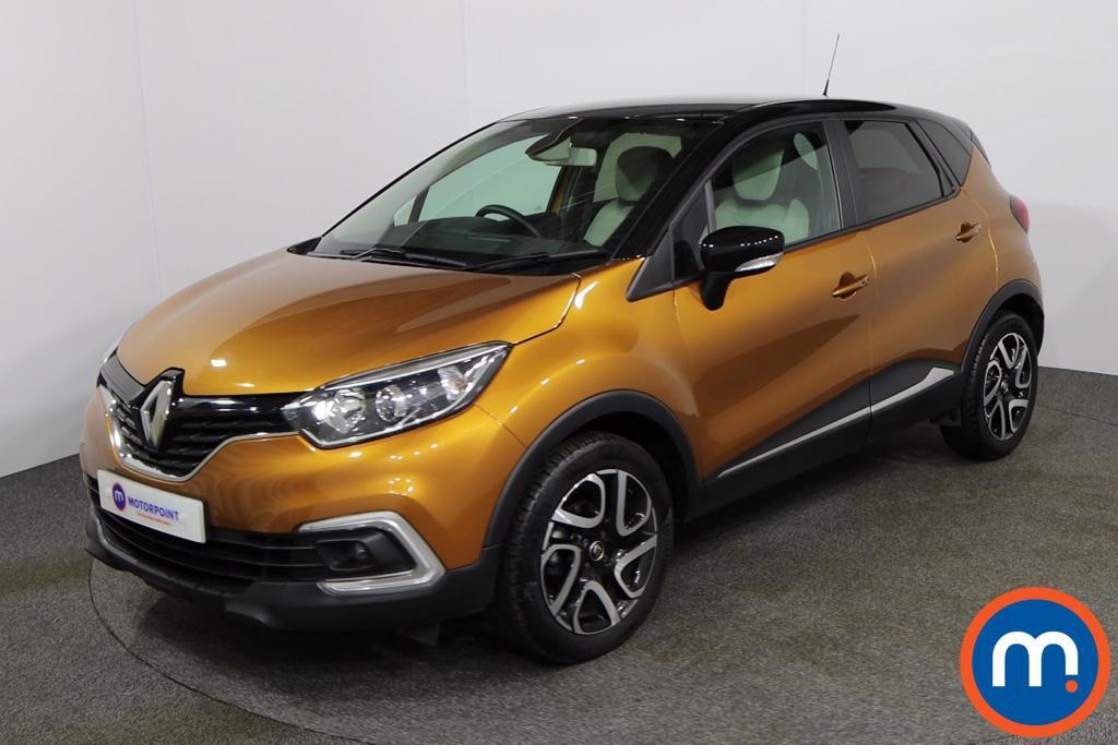 Renault Captur Iconic - Stock Number 1139743 Passenger side front corner