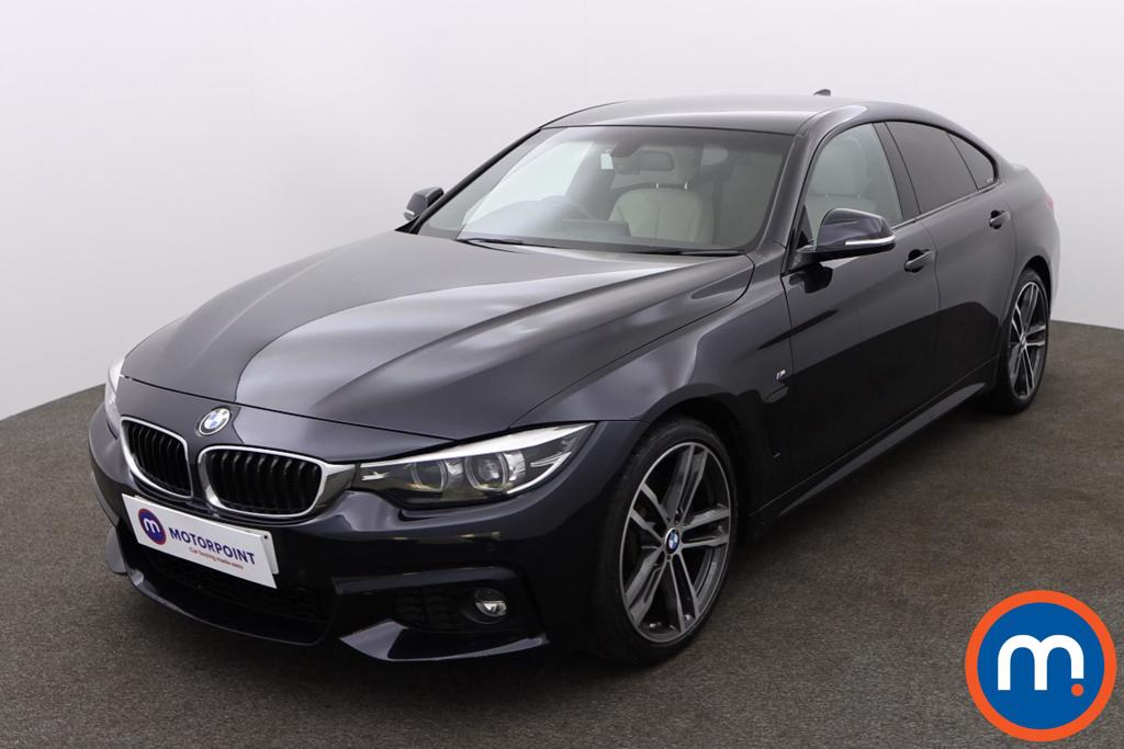 BMW 4 Series 420d [190] M Sport 5dr Auto [Professional Media] - Stock Number 1144559 Passenger side front corner