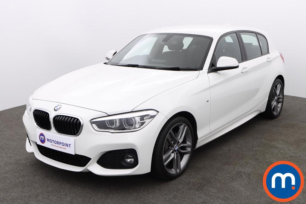 BMW 1 Series 120d M Sport 5dr [Nav] Step Auto - Stock Number 1145140 Passenger side front corner