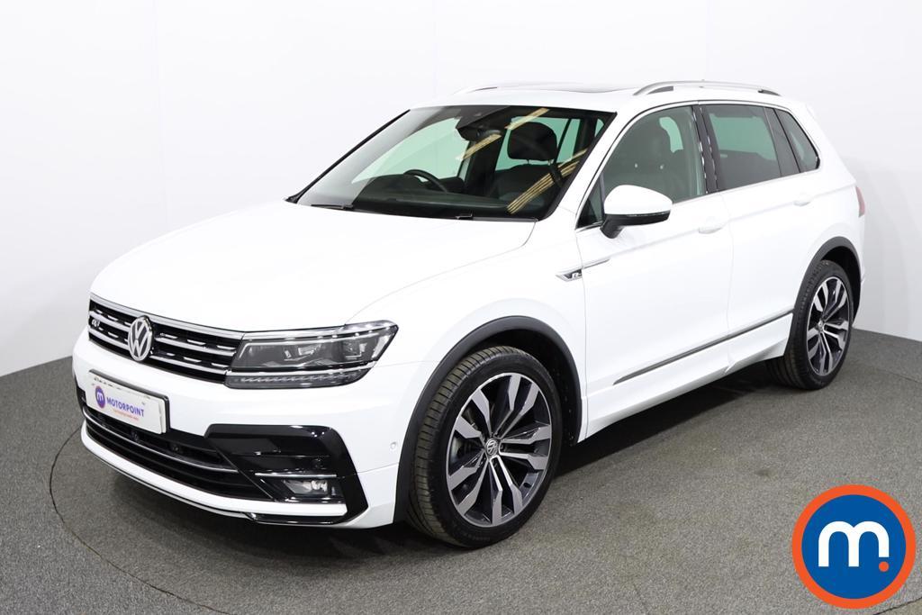Volkswagen Tiguan R Line Tech - Stock Number 1147922 Passenger side front corner
