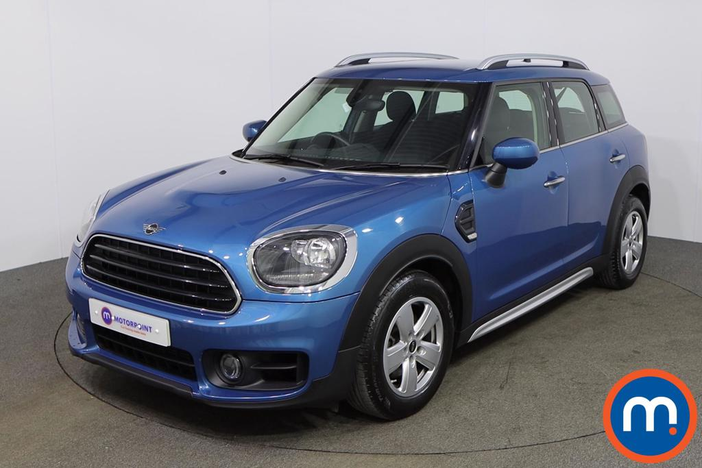 Mini Countryman 1.5 Cooper Classic 5dr - Stock Number 1148970 Passenger side front corner