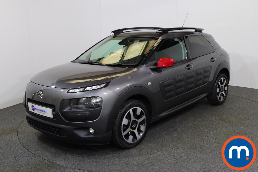 Citroen C4 Cactus Flair - Stock Number 1149086 Passenger side front corner