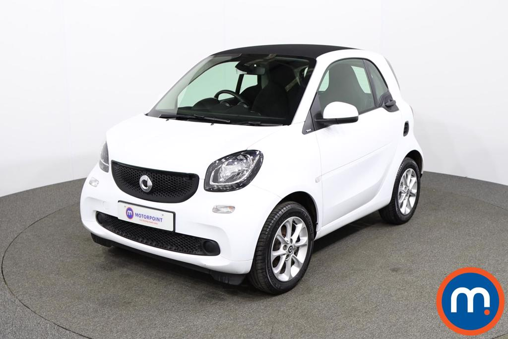 Smart Fortwo Coupe Passion - Stock Number 1149213 Passenger side front corner