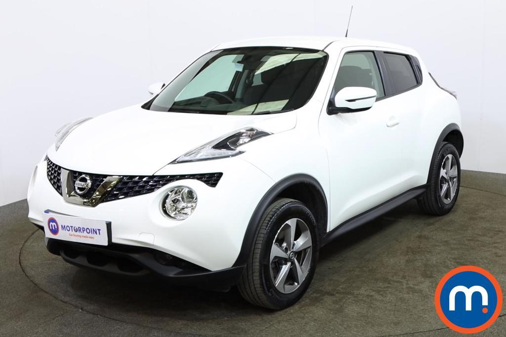 Nissan Juke 1.6 [112] Acenta 5dr CVT - Stock Number 1149436 Passenger side front corner