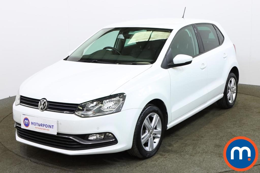 Volkswagen Polo Match Edition - Stock Number 1150335 Passenger side front corner