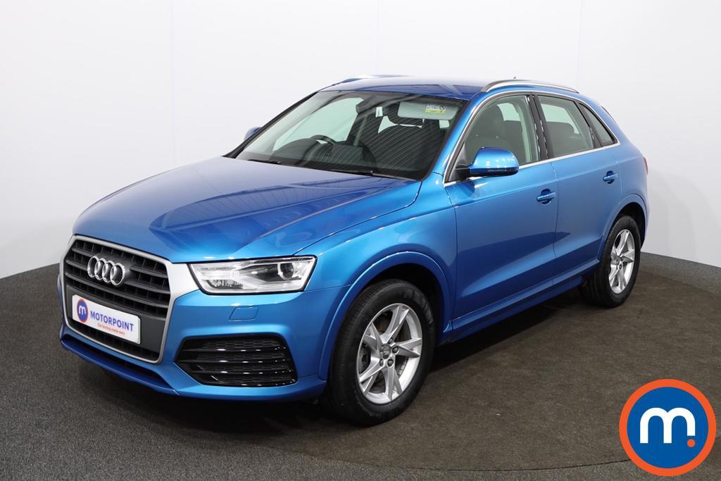 Audi Q3 Sport - Stock Number 1147888 Passenger side front corner