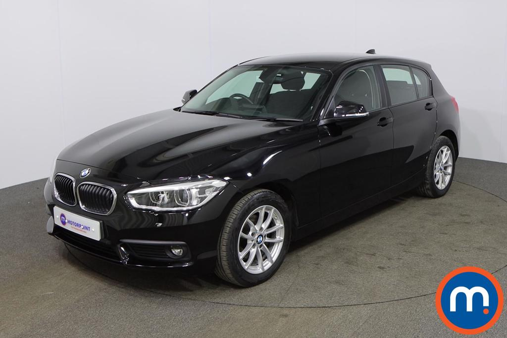 BMW 1 Series 116d SE Business 5dr [Nav-Servotronic] - Stock Number 1147917 Passenger side front corner