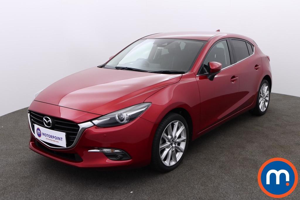 Mazda 3 Sport Nav - Stock Number 1147977 Passenger side front corner