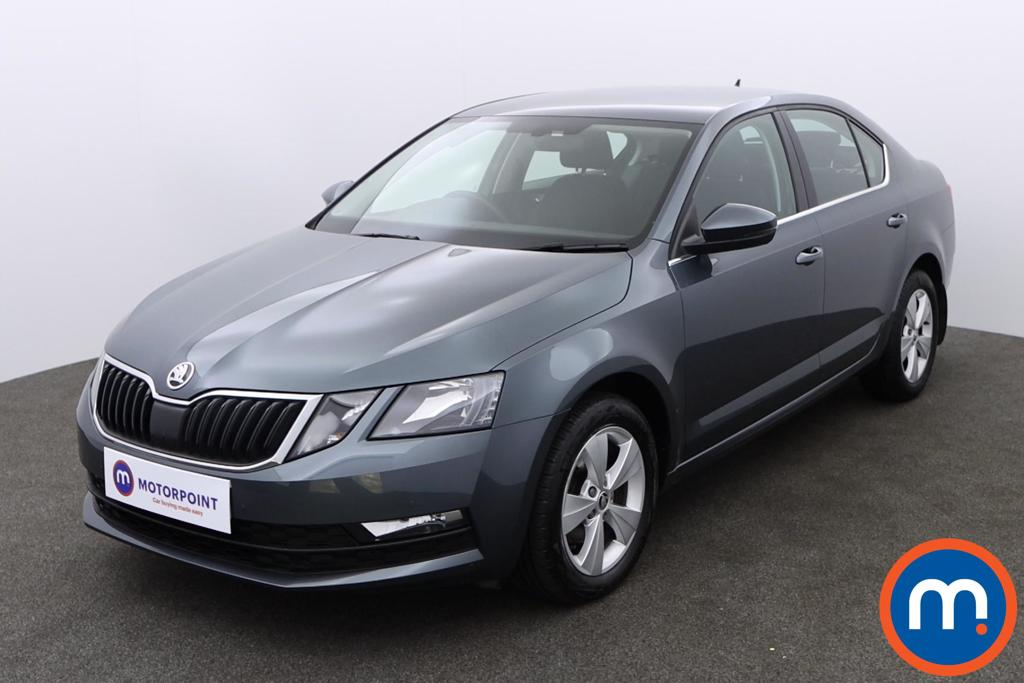 Skoda Octavia SE Technology - Stock Number 1148130 Passenger side front corner