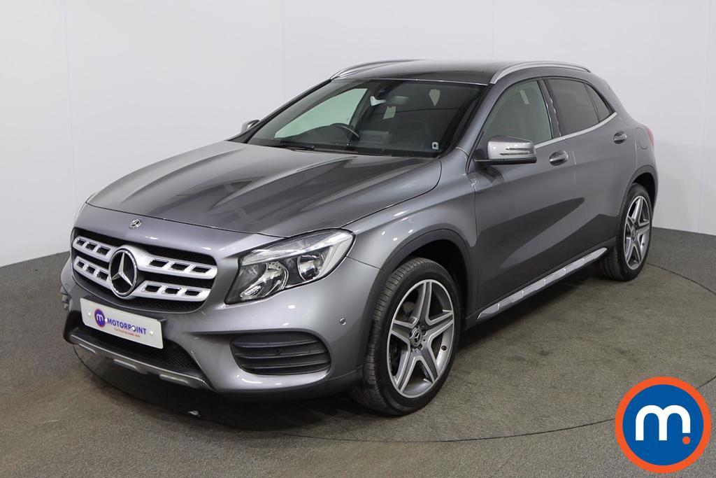 Mercedes-Benz GLA AMG Line - Stock Number 1148564 Passenger side front corner
