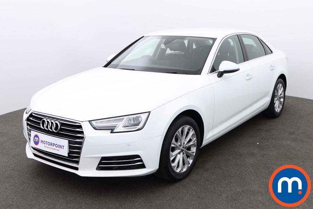 Audi A4 1.4T FSI SE 4dr - Stock Number 1148820 Passenger side front corner