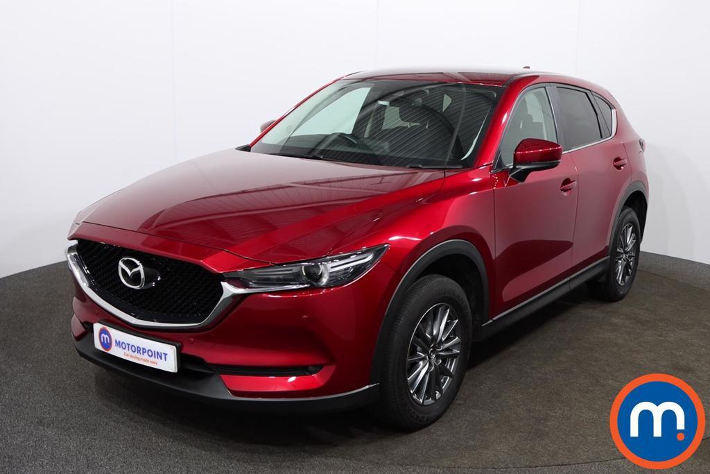 Mazda Cx-5 SE-L Nav - Stock Number 1149751 Passenger side front corner