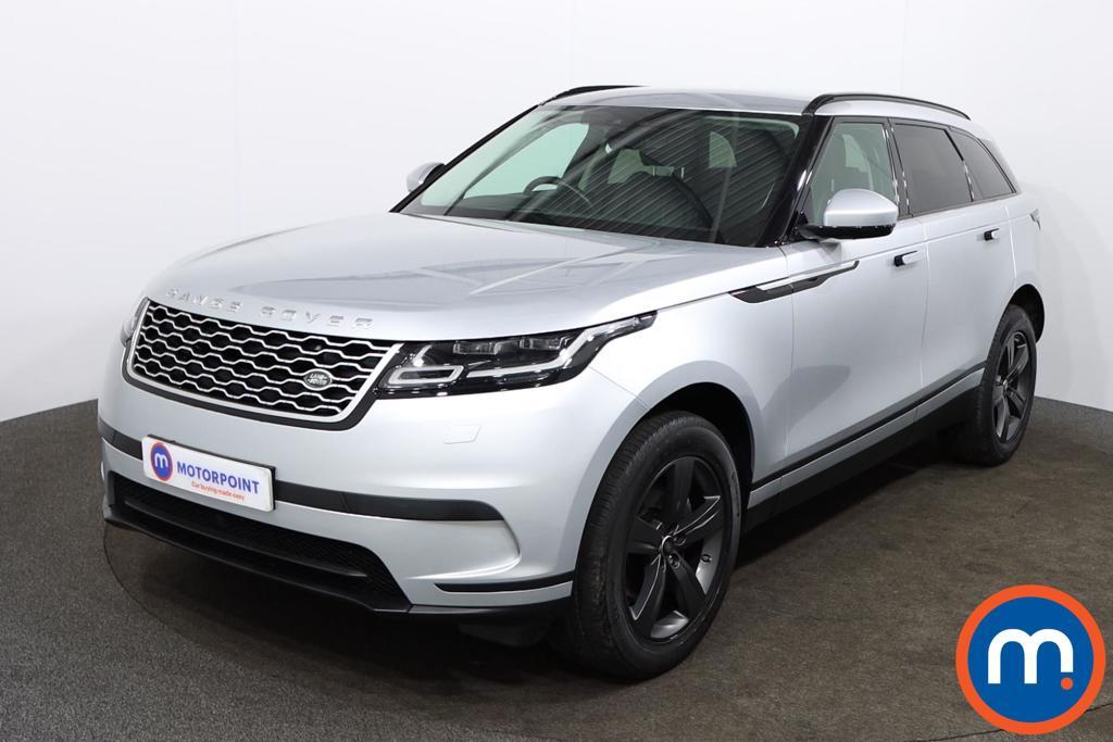 Land Rover Range Rover Velar S - Stock Number 1149965 Passenger side front corner