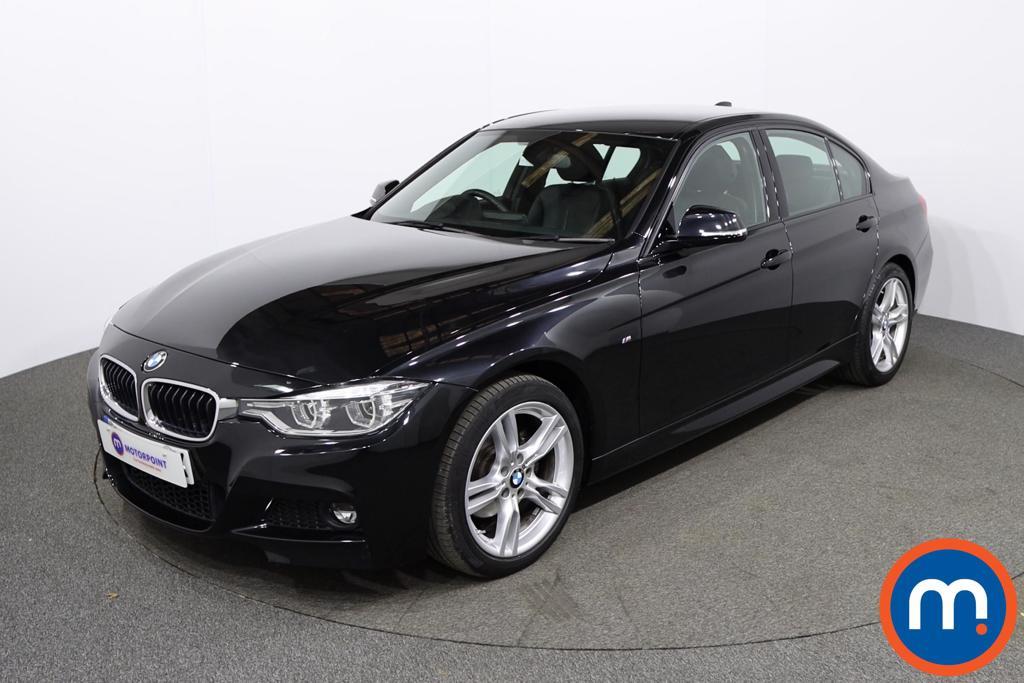 BMW 3 Series 320d M Sport 4dr - Stock Number 1149968 Passenger side front corner