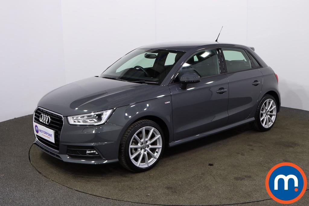 Audi A1 S Line - Stock Number 1150032 Passenger side front corner