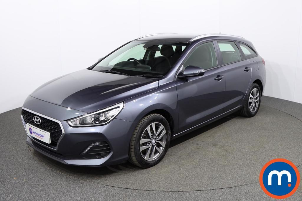 Hyundai I30 SE Nav - Stock Number 1139751 Passenger side front corner