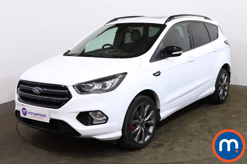 Ford Kuga ST-Line Edition - Stock Number 1142392 Passenger side front corner