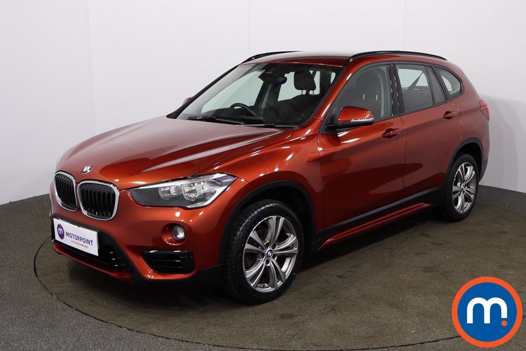 BMW X1 Sport - Stock Number 1145545 Passenger side front corner