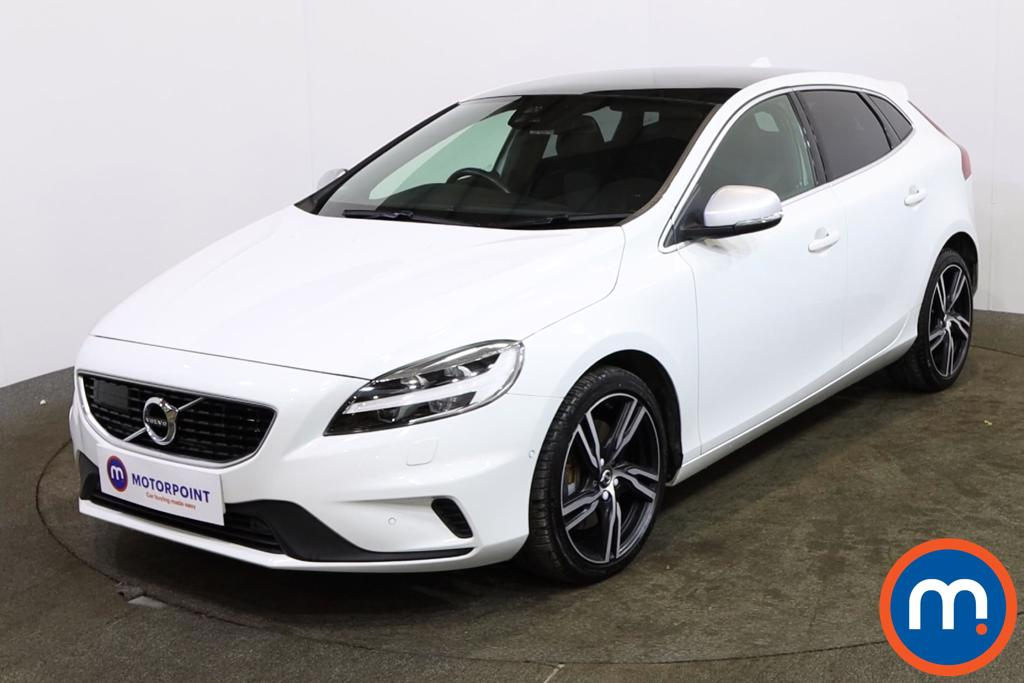 Volvo V40 T3 [152] R DESIGN Nav Plus 5dr Geartronic - Stock Number 1147966 Passenger side front corner