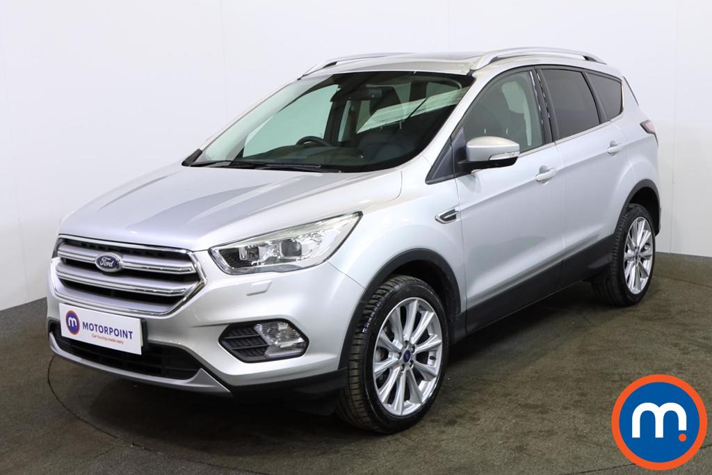 Ford Kuga 1.5 EcoBoost Titanium X Edition 5dr Auto 2WD - Stock Number 1148046 Passenger side front corner