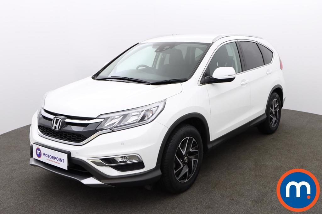 Honda Cr-V 2.0 i-VTEC SE Plus 5dr 2WD [Nav] - Stock Number 1148182 Passenger side front corner