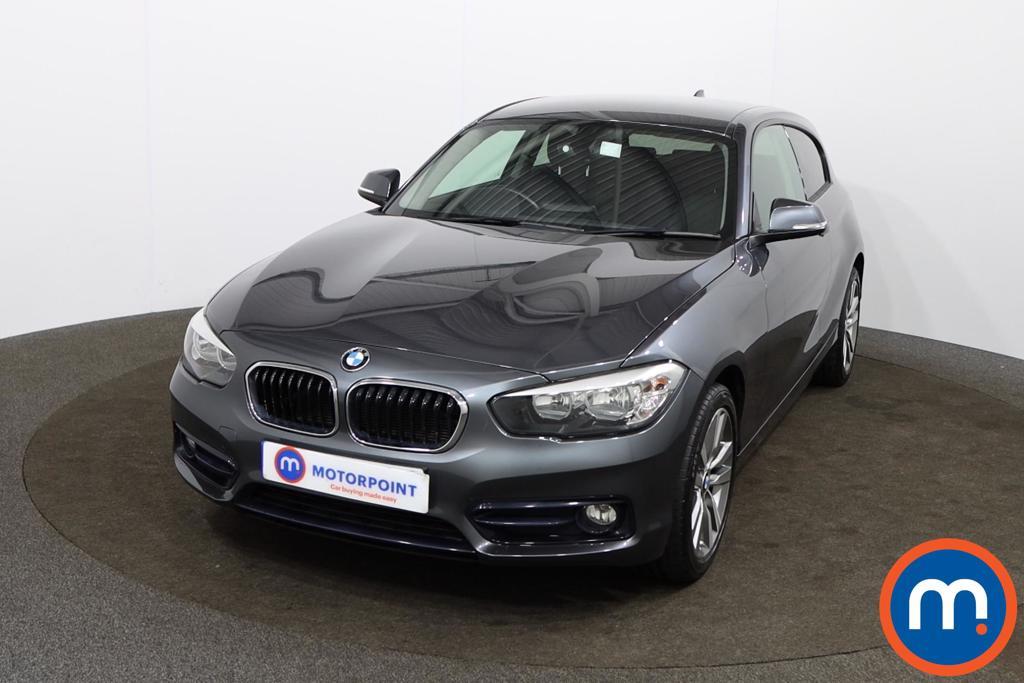 BMW 1 Series Sport - Stock Number 1148321 Passenger side front corner