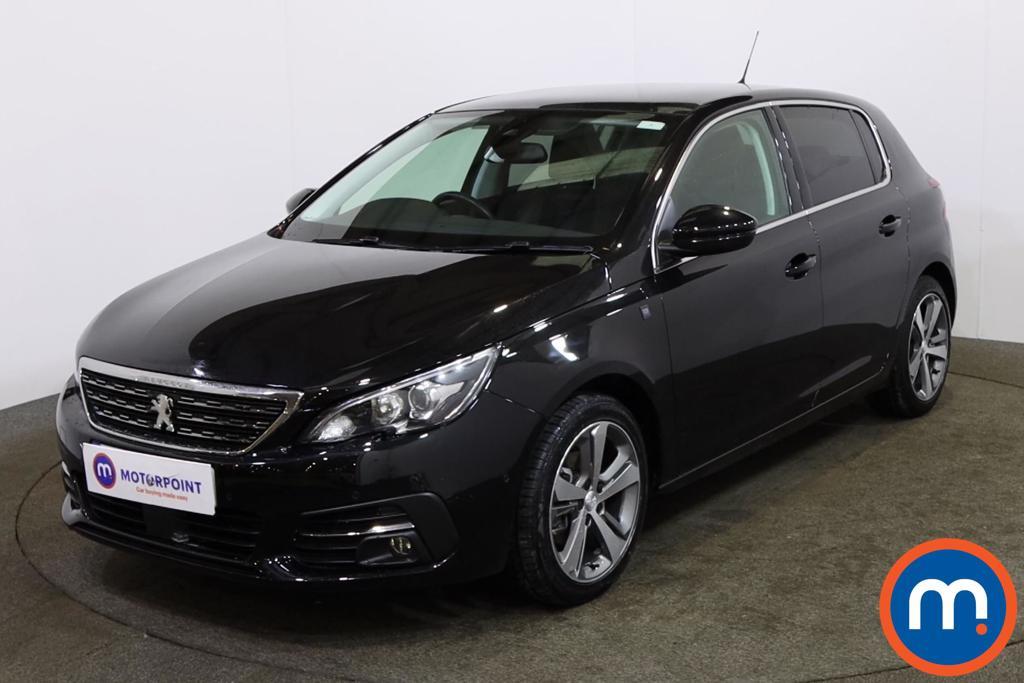 Peugeot 308 Tech Edition - Stock Number 1148459 Passenger side front corner