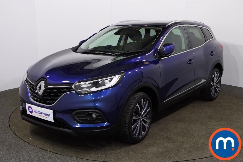 Renault Kadjar Iconic - Stock Number 1149129 Passenger side front corner
