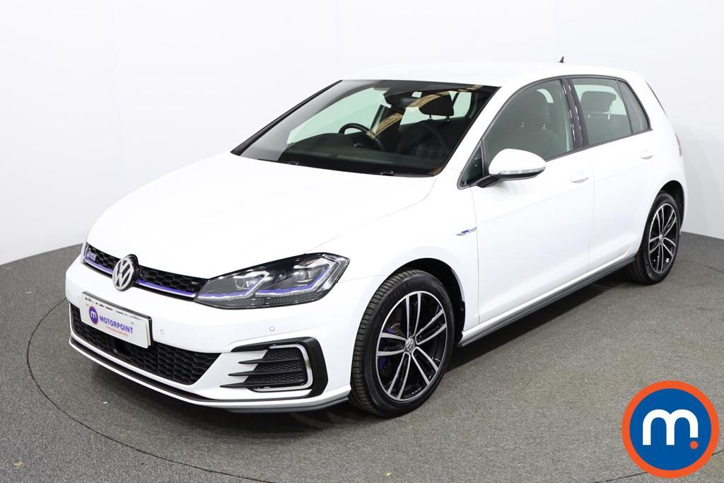 Volkswagen Golf GTE - Stock Number 1149697 Passenger side front corner